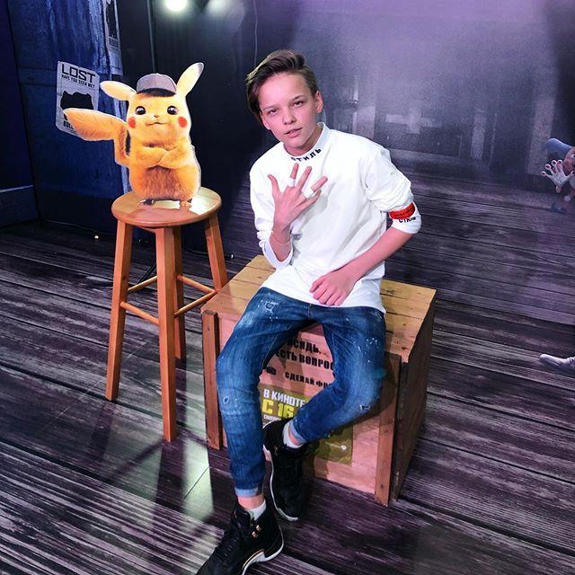 Егор Шип богатый школьник фото