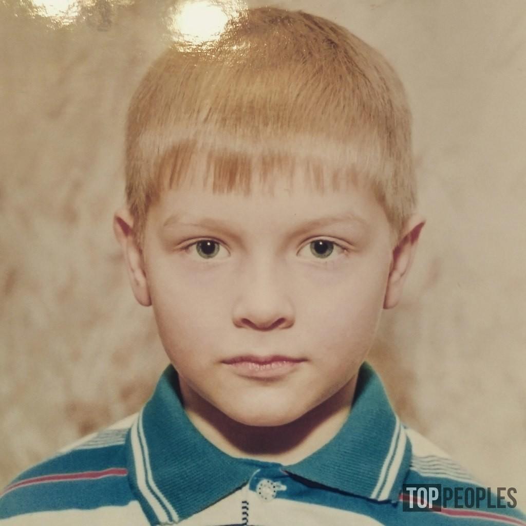 Никита Ворожбитов в детстве фото