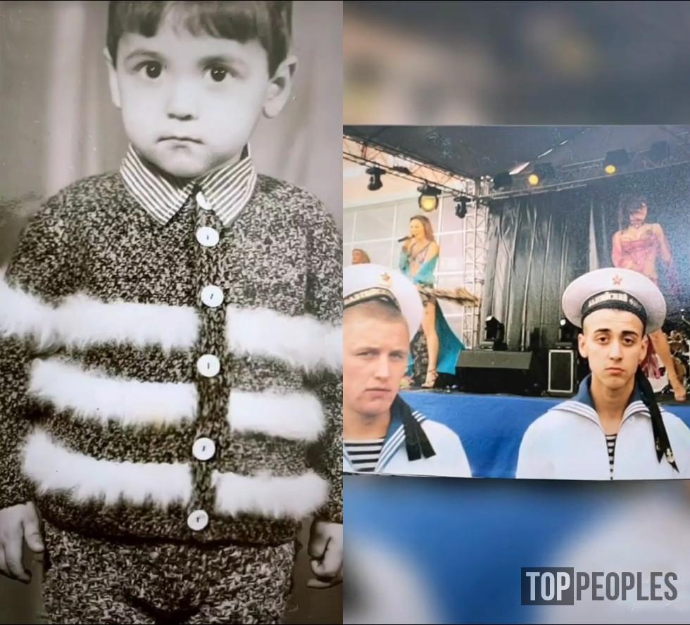 KaraFight (Рустам Шафиев) в детстве