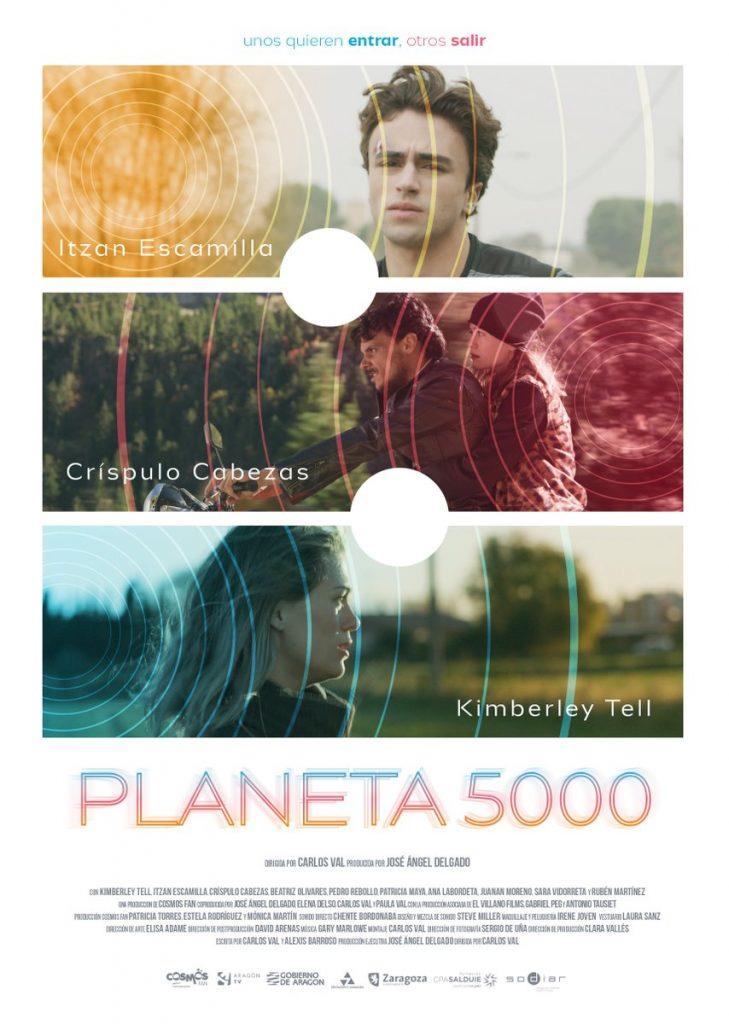 Итзан Эскамилья Планета 5000