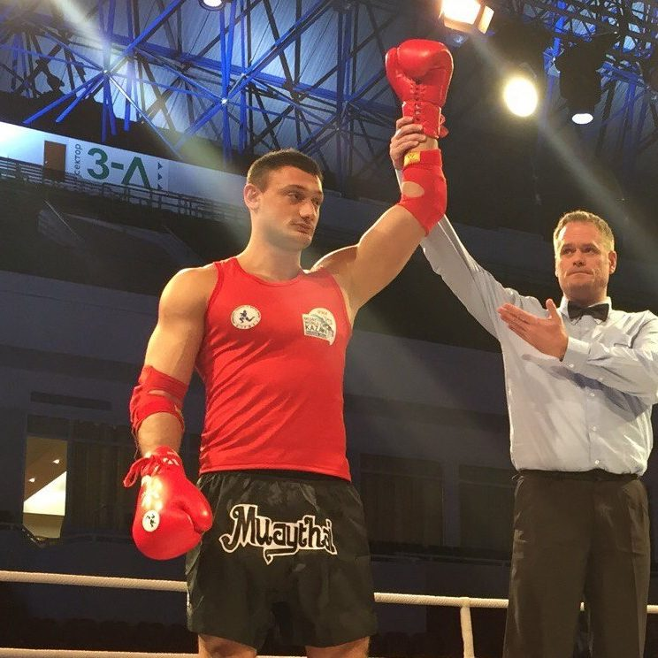 Наврузов Гаджи тайский бокс