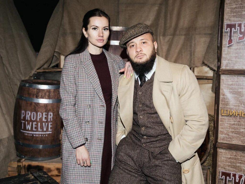 Эдуард Германский с женой
