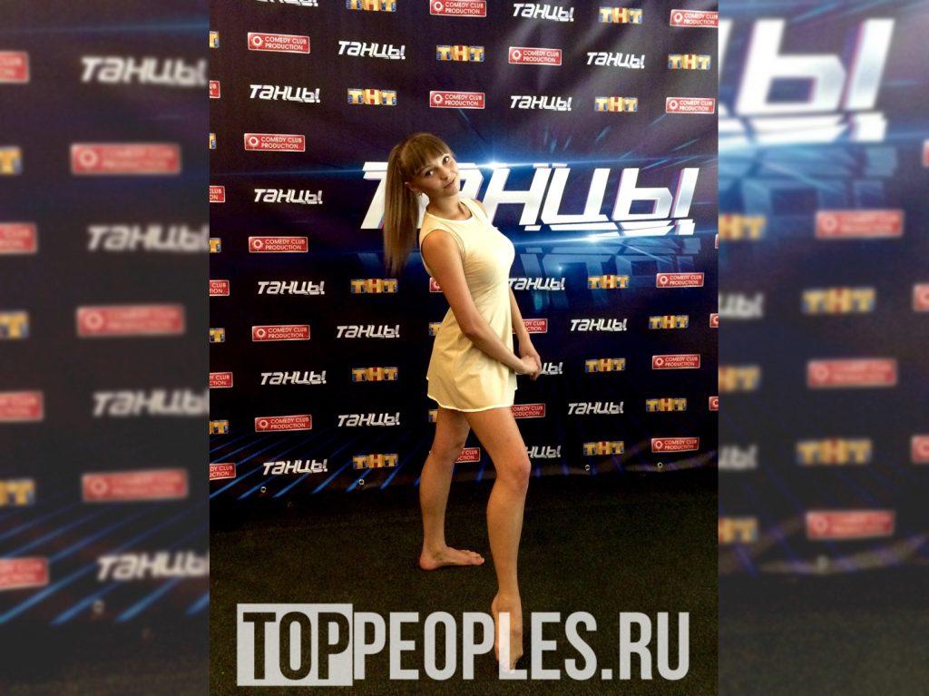 Анастасия Созоник танцы на тнт выступление