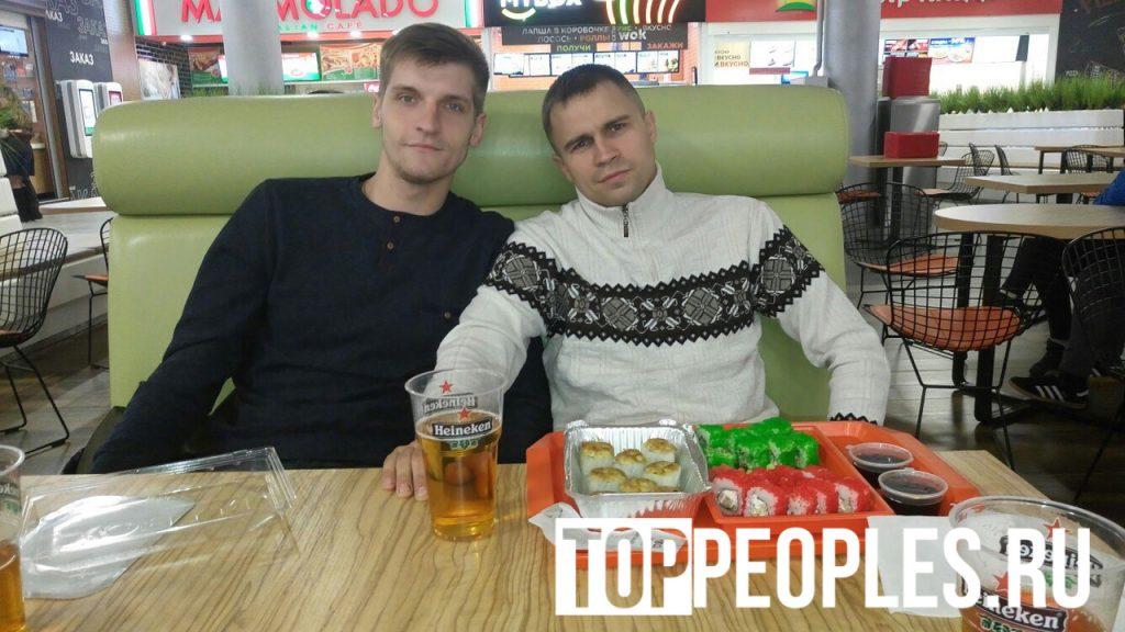 Андрей Лиранов до популярности