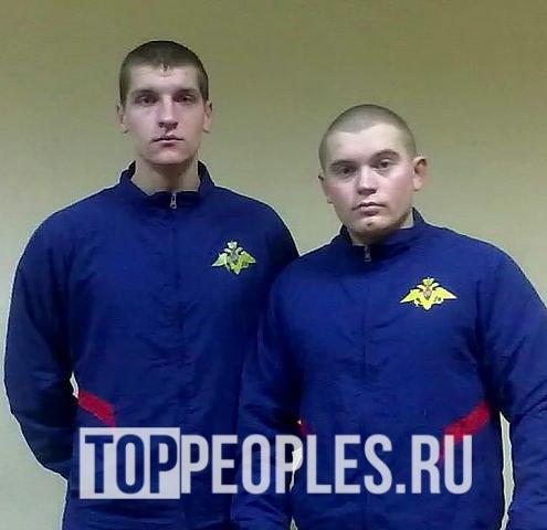 Андрей Liranov в армии