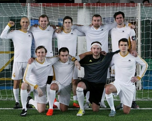 Виталий Андреев футбол