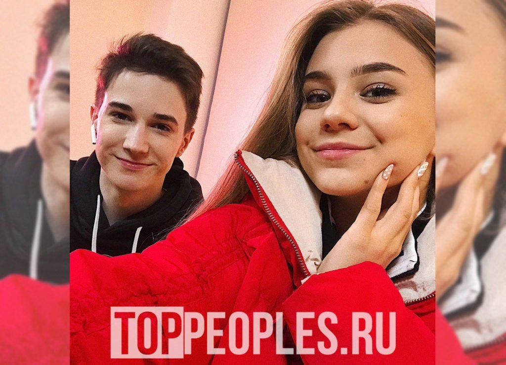 Катя Адушкина и Никита Морозов