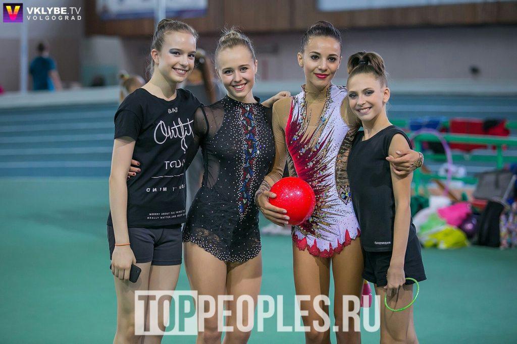 Ольга Нечаева Акунаматата в детстве худ. гимнастика