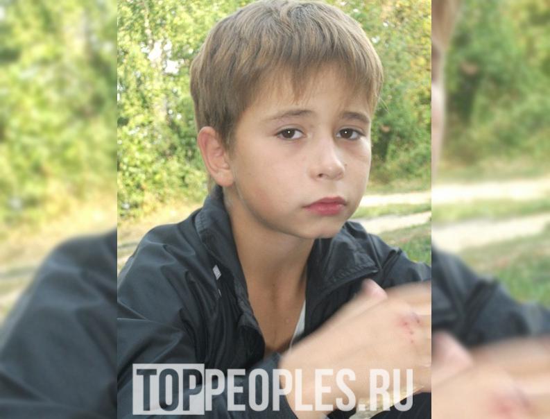 Рамиль в детстве фото