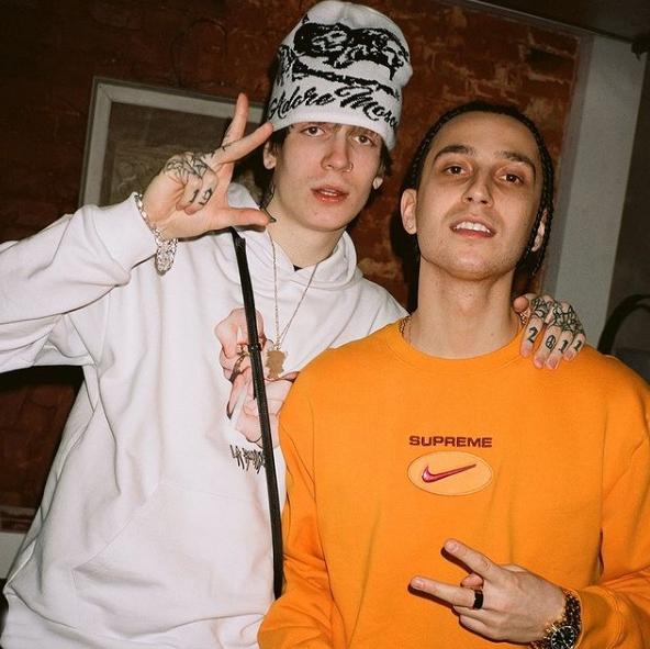 SodaLuv и Yanix