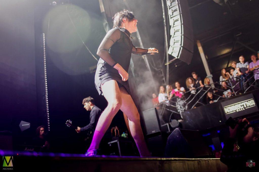 yungblud концерт в москве