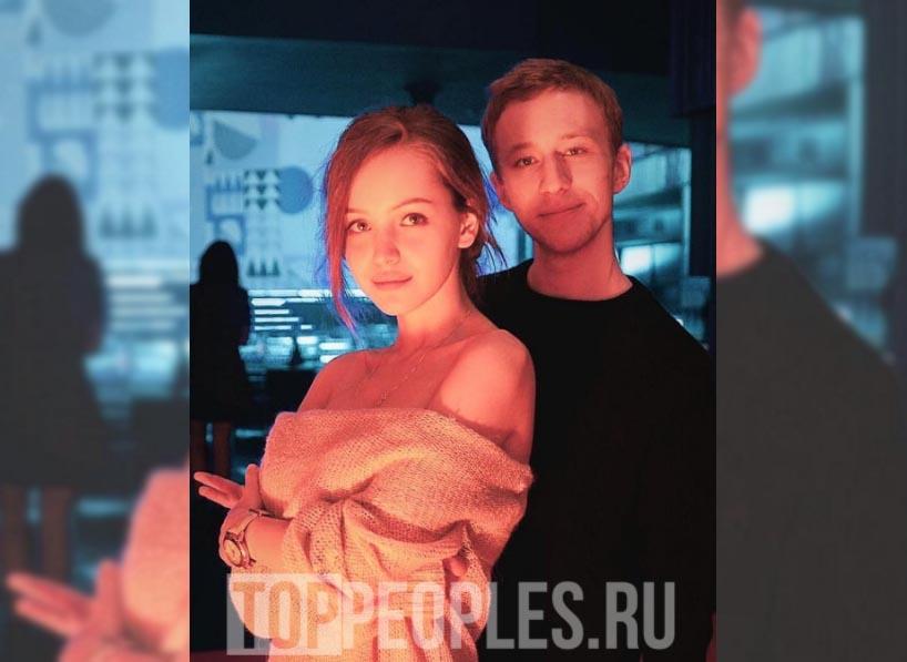 Василина Юсковец и Семен Трескунов фото