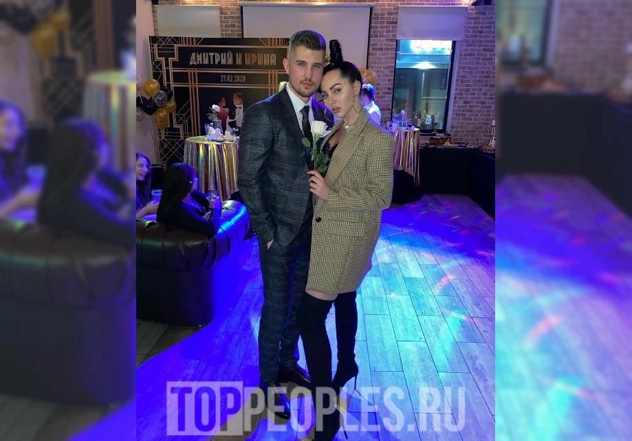 Виолетта Чиковани и Роман Гриценко