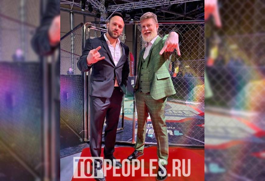 Габар и Алексей Столяров (габарик и столярик)