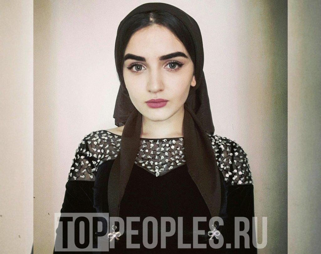 Мадина Басаева (Дина Саева) фото