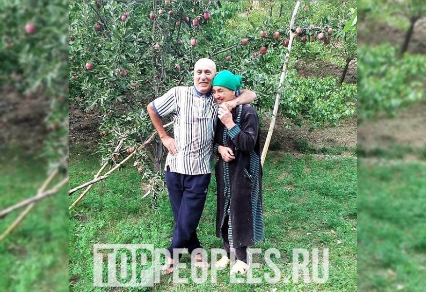 Родители Чоршанбе Чоршанбиева