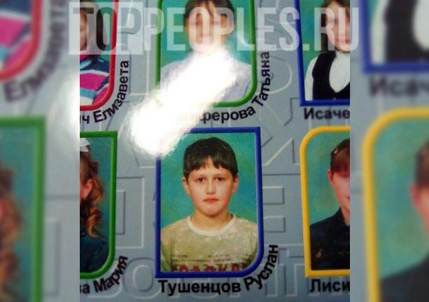 Руслан Тушенцов в детском саду фото