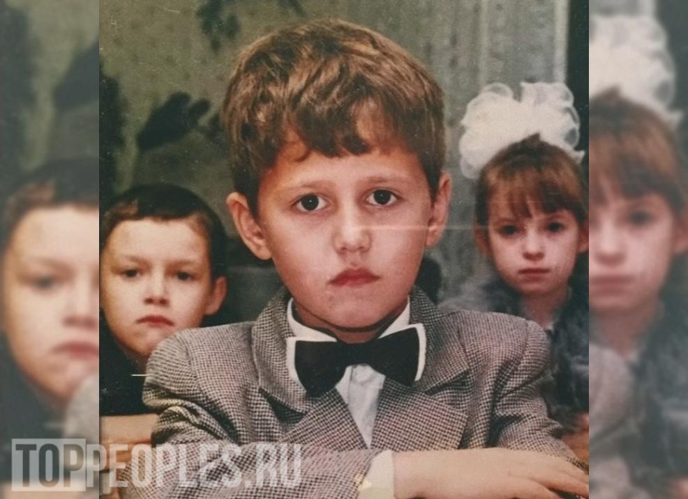 Руслан Тушенцов (CMH) в детстве