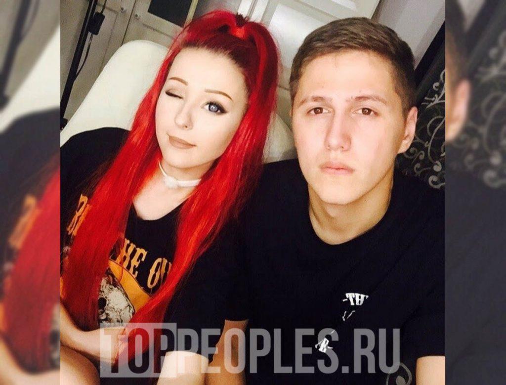 Руслан Тушенцов CMH и Настя Шпагина