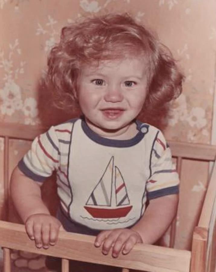 Джиган в детстве