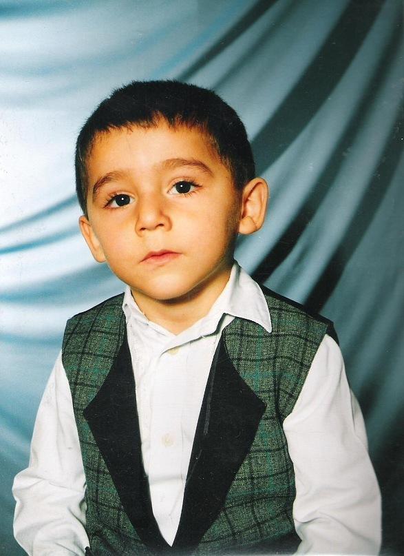 Mekhman в детстве