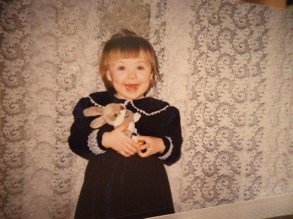 Nastya ivleeva detstvo