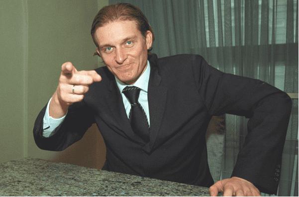 Бизнесмен Тиньков