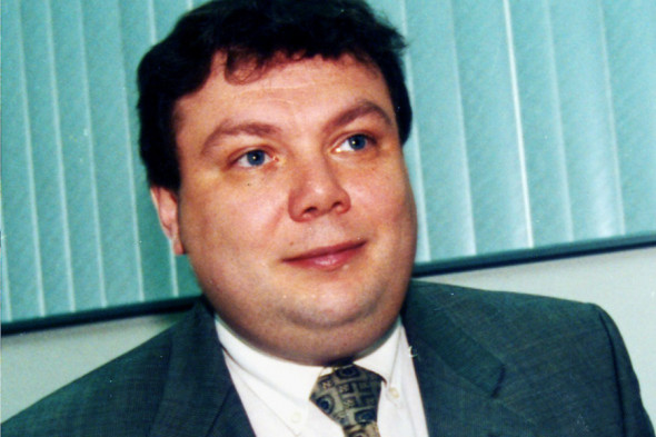 Фридман в 1988 году